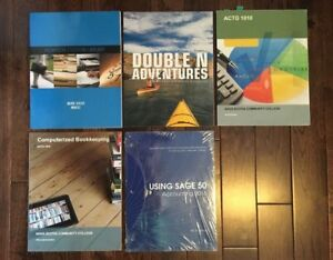 Office Administration Textbooks NSCC