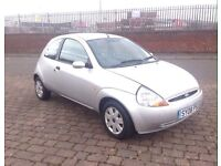 **LOW MILEAGE** BARGAIN Ford KA 1.3 (2008 Plate) not bmw toyota vauxhall renault audi volkswagen