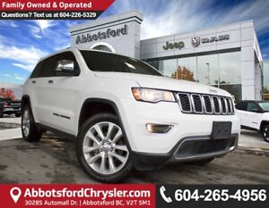 2017 Jeep Grand Cherokee Limited *ACCIDENT FREE* *CONVENIENCE...