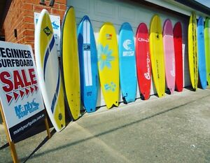 Mega Softboard Clearance Sale! Beginner Foam SurfBoards 1/2 Price! Dee Why Manly Area Preview