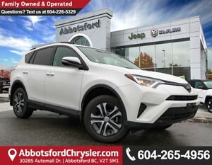 2017 Toyota RAV4 LE *ACCIDENT FREE* *LOCALLY DRIVEN*