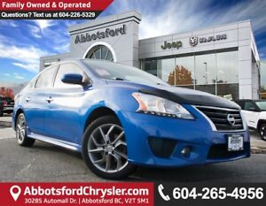 2013 Nissan Sentra 1.8 S *ACCIDENT FREE* *LOCALLY DRIVEN*