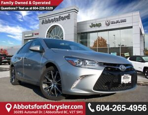 2016 Toyota Camry XSE *ACCIDENT FREE* *LOCALLY DRIVEN*