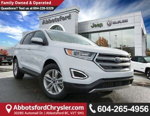 2017 Ford Edge SEL *ACCIDENT FREE*