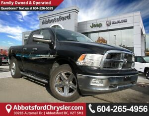 2012 RAM 1500 SLT *ACCIDENT FREE*