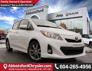 2014 Toyota Yaris LE *ACCIDENT FREE* *LOCALLY DRIVEN*