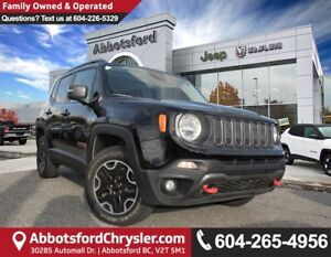 2015 Jeep Renegade Trailhawk *ACCIDENT FREE*