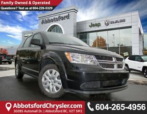 2014 Dodge Journey CVP/SE Plus *ACCIDENT FREE* *LOCALLY DRIVEN*