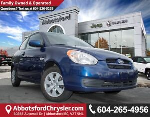 2011 Hyundai Accent L *ACCIDENT FREE*