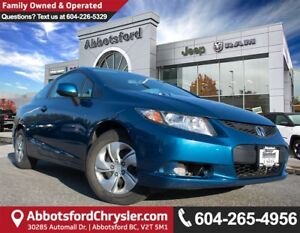 2013 Honda Civic LX *ACCIDENT FREE* *SINGLE OWNER*