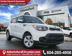 2017 Kia Soul LX *ACCIDENT FREE* *LOCALLY DRIVEN*