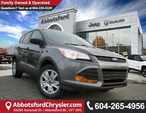 2013 Ford Escape S ACCIDENT FREE!