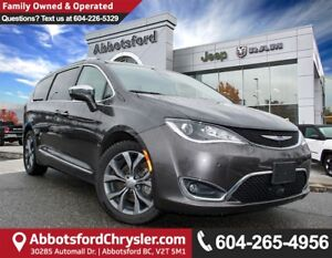 2017 Chrysler Pacifica Limited *ACCIDENT FREE* *LOCALLY DRIVEN*