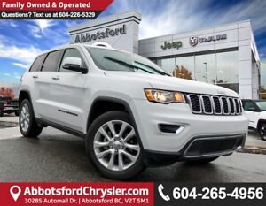 2017 Jeep Grand Cherokee Limited *ACCIDENT FREE*