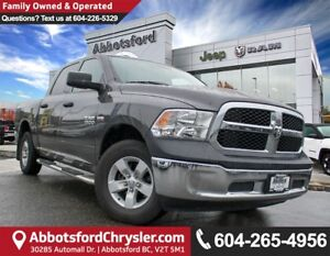 2015 RAM 1500 ST *ACCIDENT FREE* *LOCALLY DRIVEN*