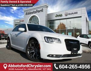 2015 Chrysler 300 S *ACCIDENT FREE* *LOW KM*