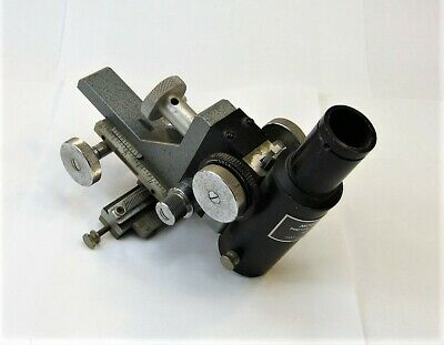 Gamma Scientific 700-10a Photometric Microscope Stage Positioner Assembly