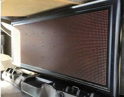 J.v.f. Inc 2010-a Led Display Programmable Sign Manual-software -disks 2 Units