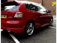 Honda civic type r replica