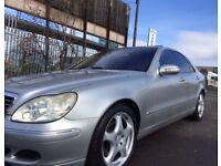 Mercedes S500 Facelift 2003 Fully Loaded
