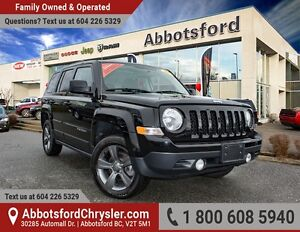 2015 Jeep Patriot Sport/North HIgh Altitude Package w/ Leathe...