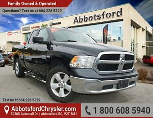 2013 RAM 1500 SLT Accident Free & One Owner