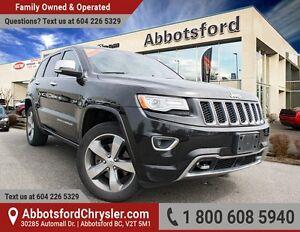 2014 Jeep Grand Cherokee Overland Eco Diesel!