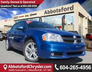 2014 Dodge Avenger SXT ACCIDENT FREE!
