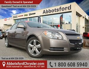 2011 Chevrolet Malibu LT One Owner, Accident Free!