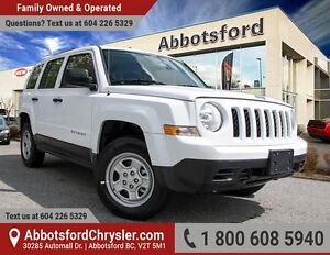 2016 Jeep Patriot Sport/North Brand New Showcase Vehicle