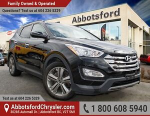 2014 Hyundai Santa Fe Sport 2.0T Limited One Owner & Accident...