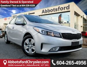 2017 Kia Forte LX ACCIDENT FREE!