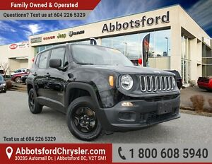 2016 Jeep Renegade Sport X-DEMO