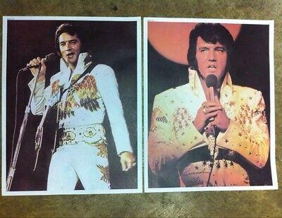 Elvis Presley Concert  Vintage Poster Set 17x22