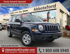2014 Jeep Patriot Sport/North One Owner, Accident Free!