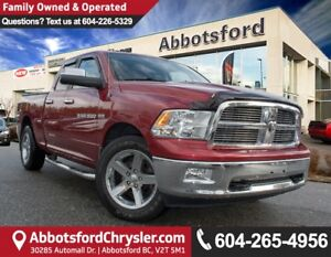 2012 RAM 1500 SLT # 2 VALUE RANK IN BC!