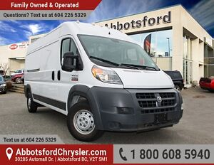 2014 RAM ProMaster 2500 High Roof Diesel High Roof