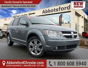 2010 Dodge Journey R/T Leather Seats, All-Wheel Drive & Tow P...