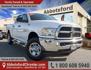 2015 RAM 3500 ST Manual Transmission