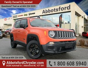 2016 Jeep Renegade Sport Ex Demo