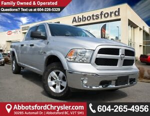 2017 RAM 1500 SLT ACCIDENT FREE!
