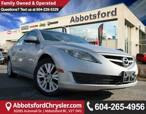 2010 Mazda Mazda6 GS-I4 LOW KM!