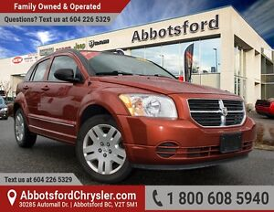 2010 Dodge Caliber SXT Accident Free!