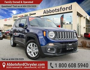 2016 Jeep Renegade North w/ Remote Start & Heated Seats