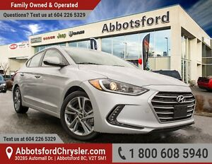 2017 Hyundai Elantra GLS Like New!