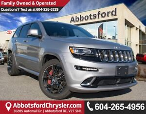2016 Jeep Grand Cherokee SRT #1 VALUE RANK IN BC