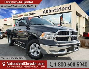 2015 RAM 1500 ST Low Kilometers