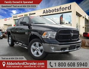 2016 RAM 1500 SLT Outdoorsman Package w/ Navigation