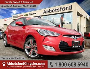 2012 Hyundai Veloster Tech ACCIDENT FREE!