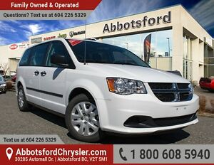 2015 Dodge Grand Caravan SE/SXT One Owner
